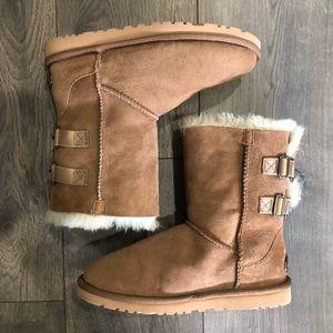 UGG Boots W Fairmont 1010258 Chestnut